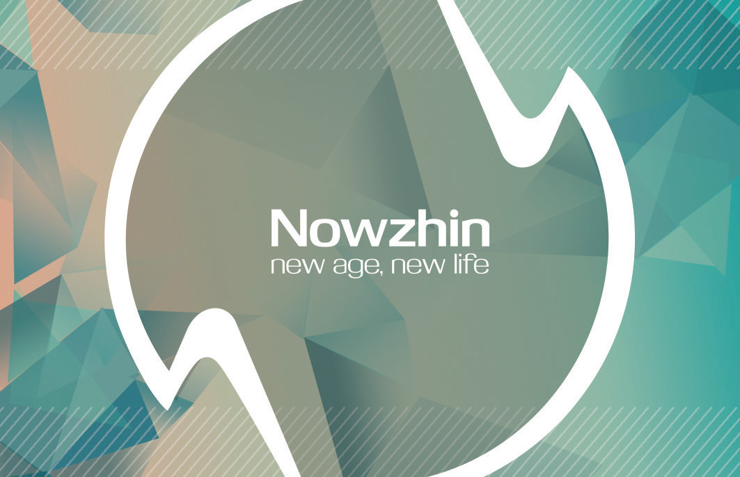 Nowzhin - UX/UI and Branding Designed by Mobin Bahrami — BMDX